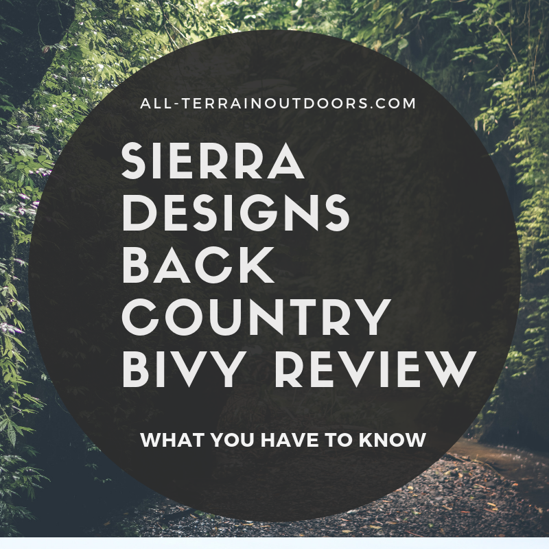 sierra designs backcountry bivy review