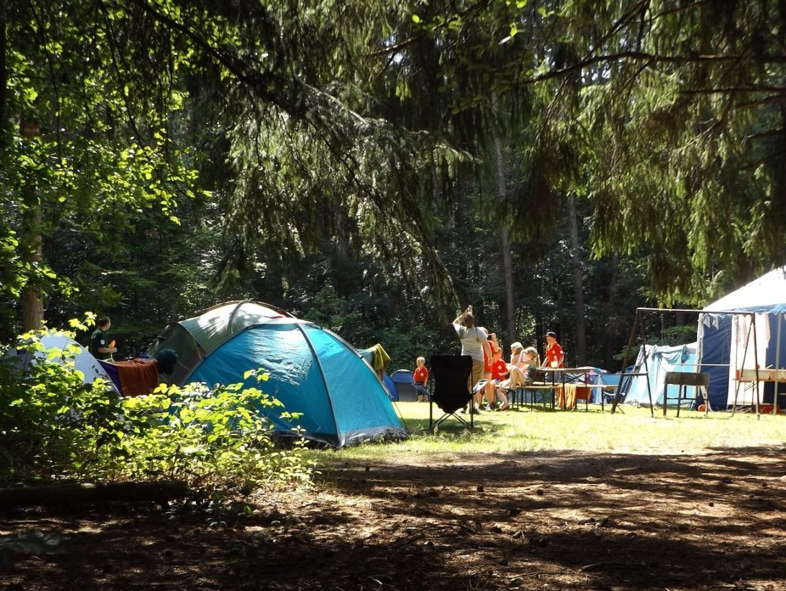 best camping gear for families