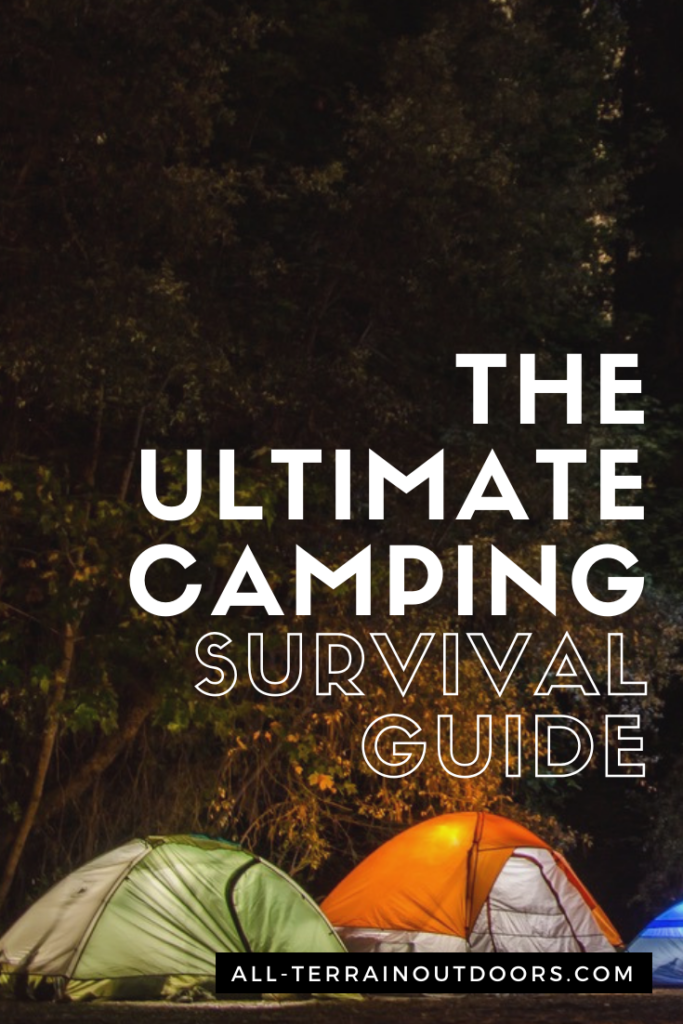 camping survival guide